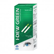 I-Dew Green - Ophthalmic Strips