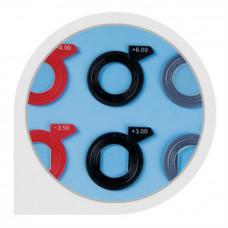PL232BV-P - Plastic Lens Case - 232 pieces