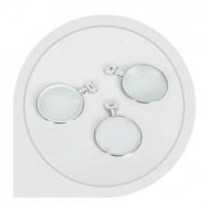 MT68-A1 - Metal Lens Case - 68 pieces